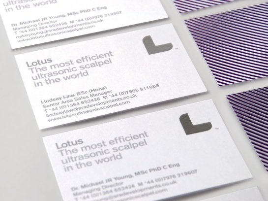 Lotusbusinesscard