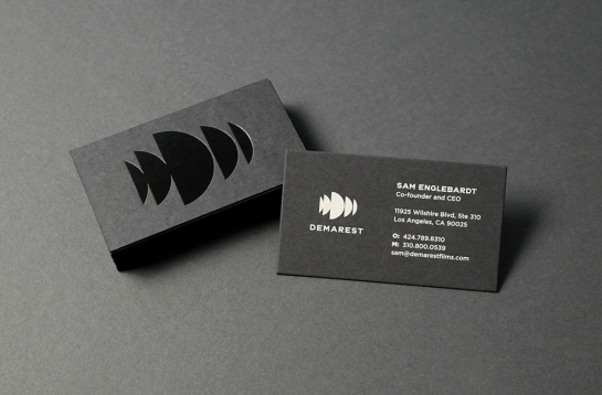 truf-demarest-business-cards-black-foil-back